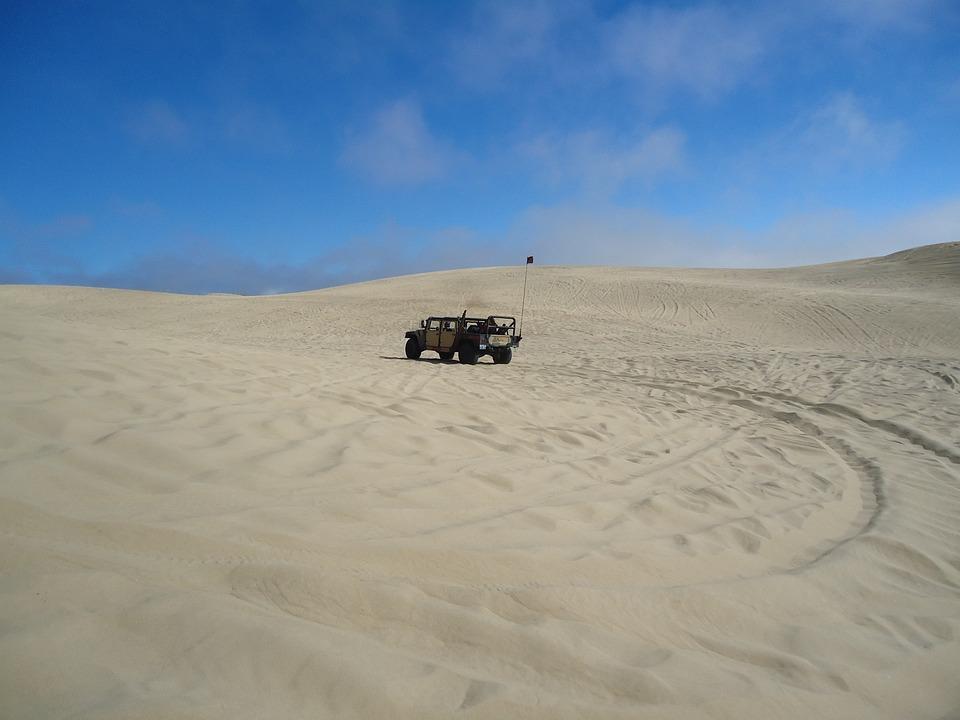 Pismo, Dunes, California