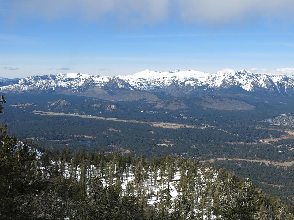 Mountain, California, Lake Tahoe