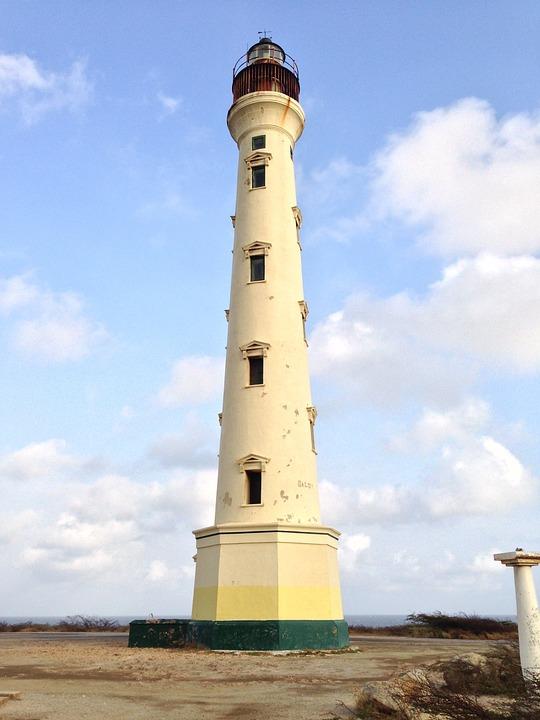 Aruba, California Lighthouse, Beacon