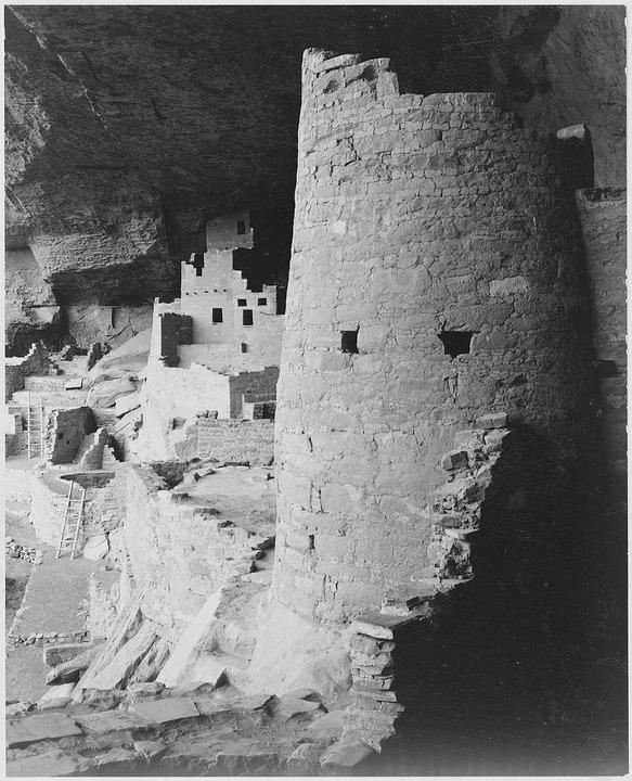 Mesa Verde National Park, California, 1930s