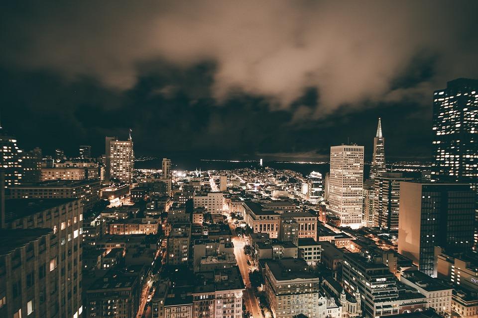 San Francisco, Bay Area, California, Golden Gate