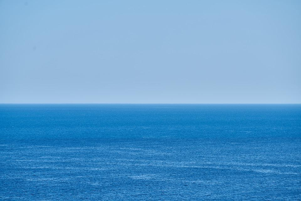 Marine, Blue, Water, Wave, Nature, Calm, Travel, Waves