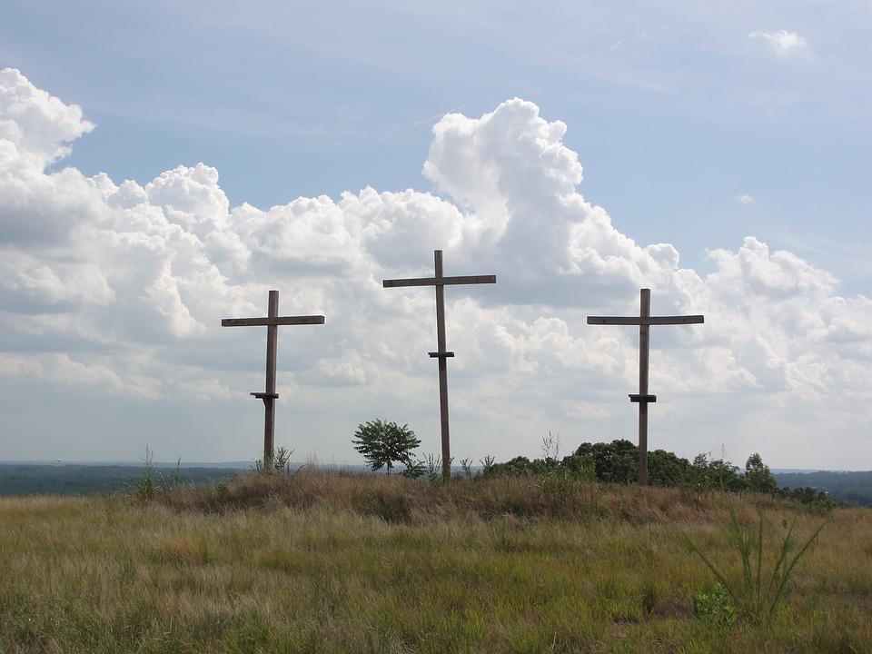 Calvary, Cross, Christian, Faith, Jesus, Crucifixion