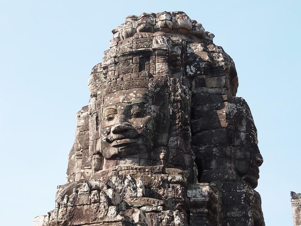 Angkor Thom, Angkor Wat, Cambodia