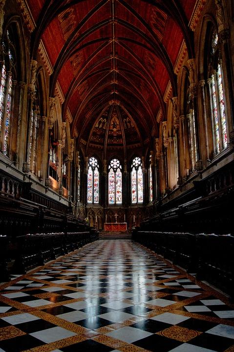 Cambridge, Europe, Church, Religion, Architecture