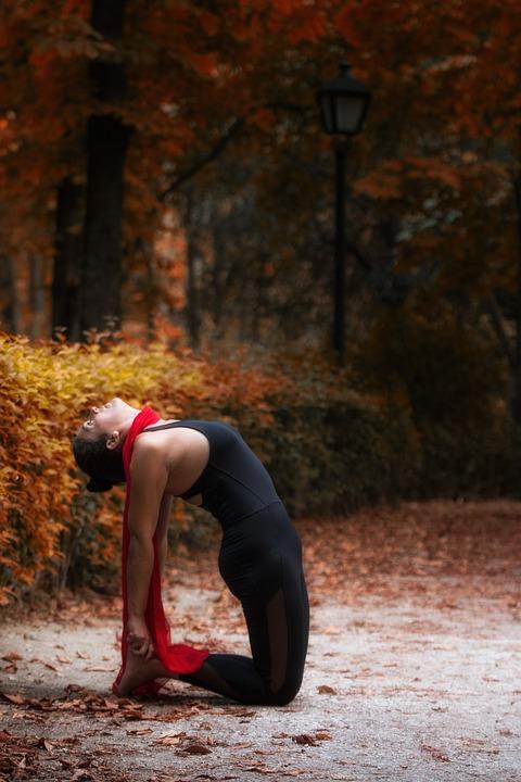 Ustrasana, Camel, Yoga, Madrid, Amiyoguis, Heart