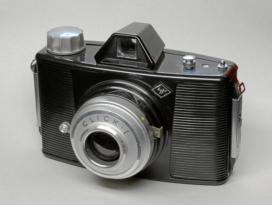 Camera, Photo, Agfa, Click I, Images, Recording, Slide