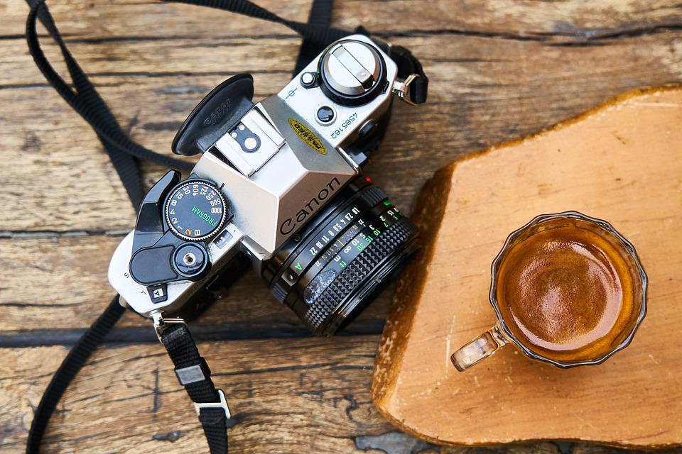 Coffee, Camera, Cup, Taste, Digital, Caffeine, Office