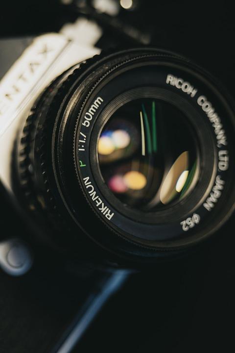 Lens, Camera, Pentax, Photography, Camera Equipment
