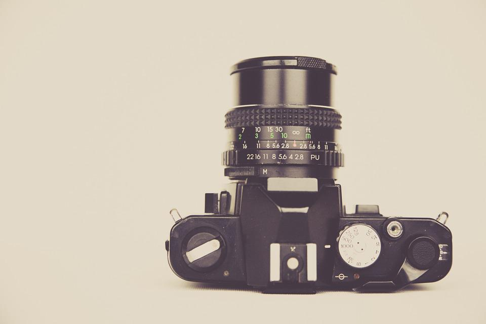 Photo, Camera, Lens, Photograph, Technology, Film