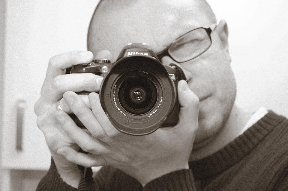 Photographer, Camera, Photo, Photos, Foto, Lens, Male