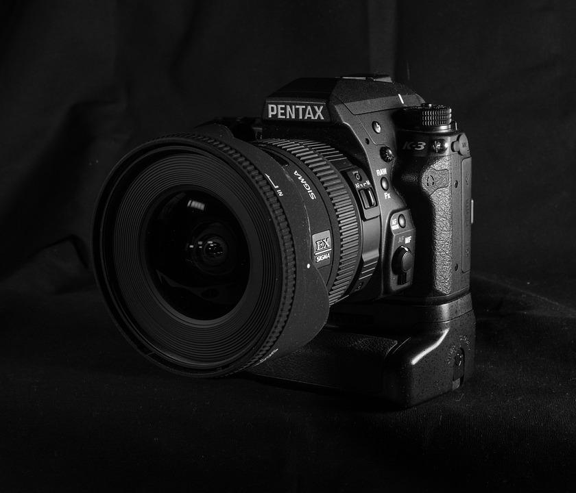 Digital Camera, Pentax, K-3, Lens, Aperture, Camera