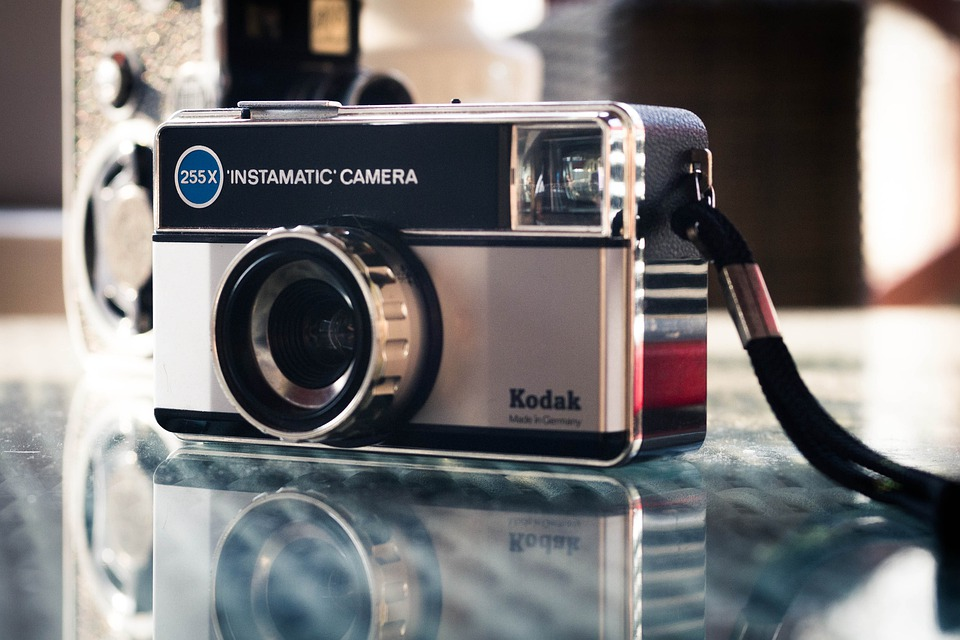 Kodak, Instamatic, Camera