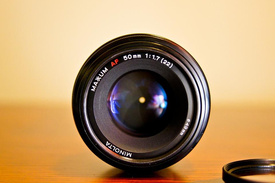 Photography, Camera Lens, Lens, Closeup, Photo, Zoom