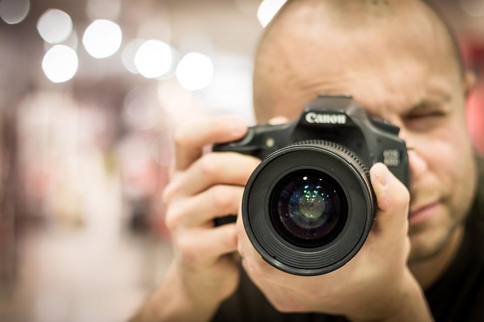 Photographer, Camera, Photo, Photos, Foto, Lens