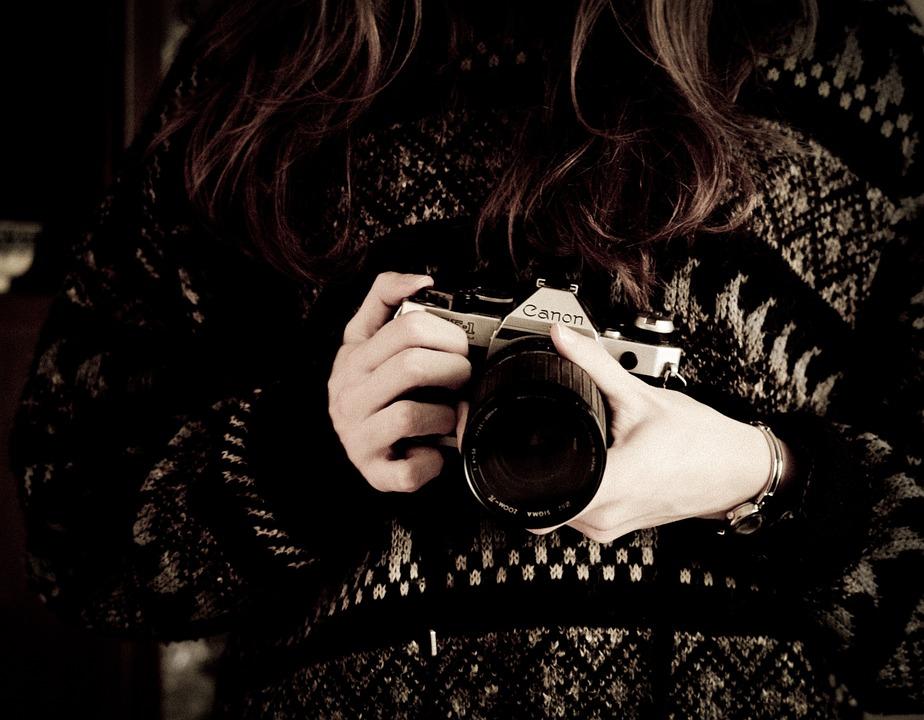 Canon, Camera, Lens, Slr, Photography, Photographer