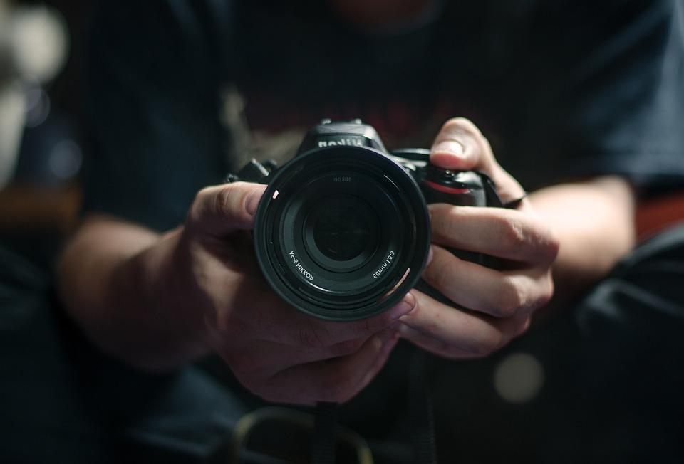 Camera, Nikon, Photography, Digital, Photo Camera