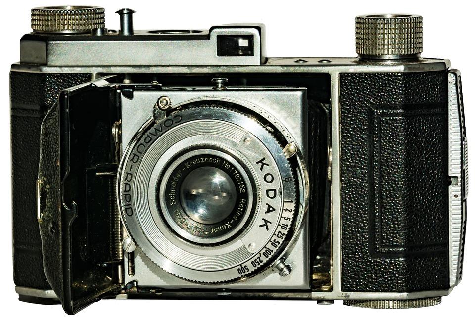 Camera, Old, Nostalgia, Photograph, Retro, Photo Camera