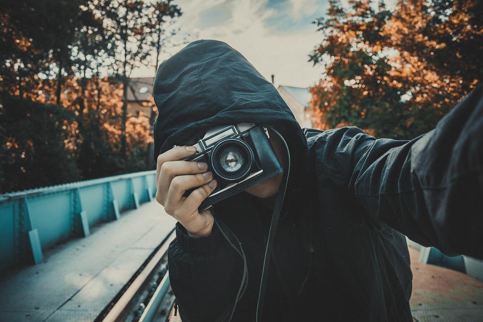 Photographer, Camera, Photo, Lens, Photography