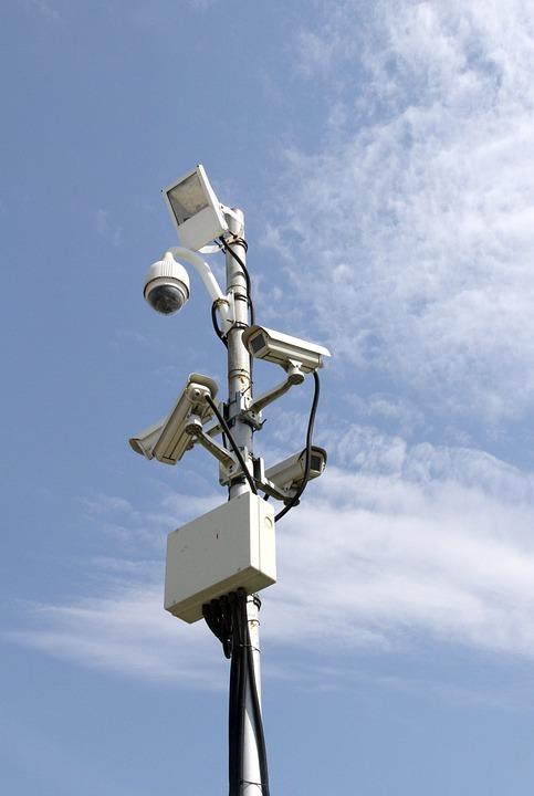 Cctv, Surveillance, Security, Camera, Safety, Control