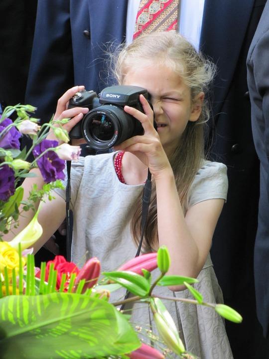 Kid, Man, Young, Cute, Child, Photo, Camera, Snapshot