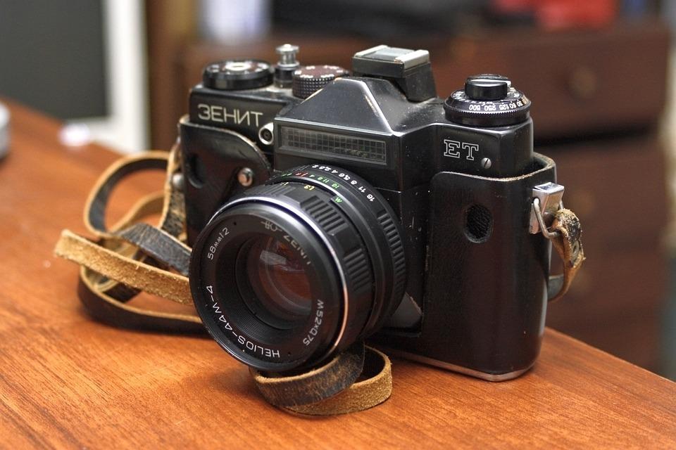 Camera, Zenith, Soviet