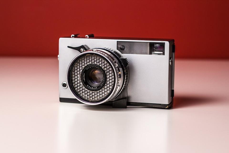 Camera, Photography, Retro, Vintage, Lens, Equipment