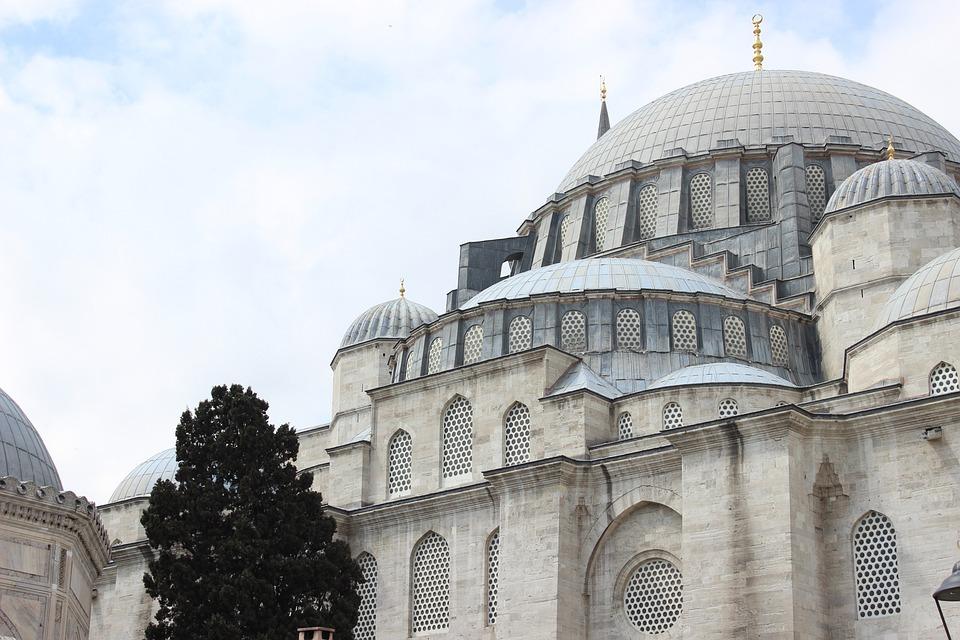 Süleymaniye, Cami, Istanbul