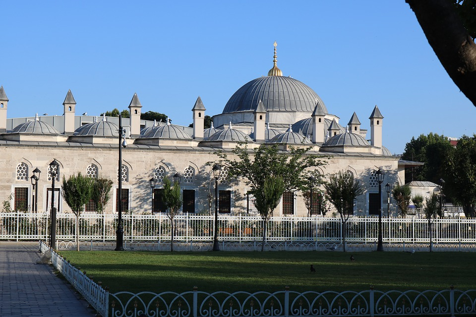 Istanbul, Cami, Worship, Islam, Religion, Peace