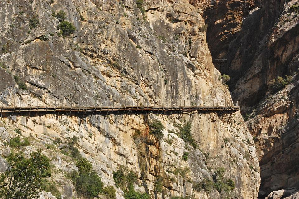 Caminito Del Rey, Malaga, Adventure, Active Turism