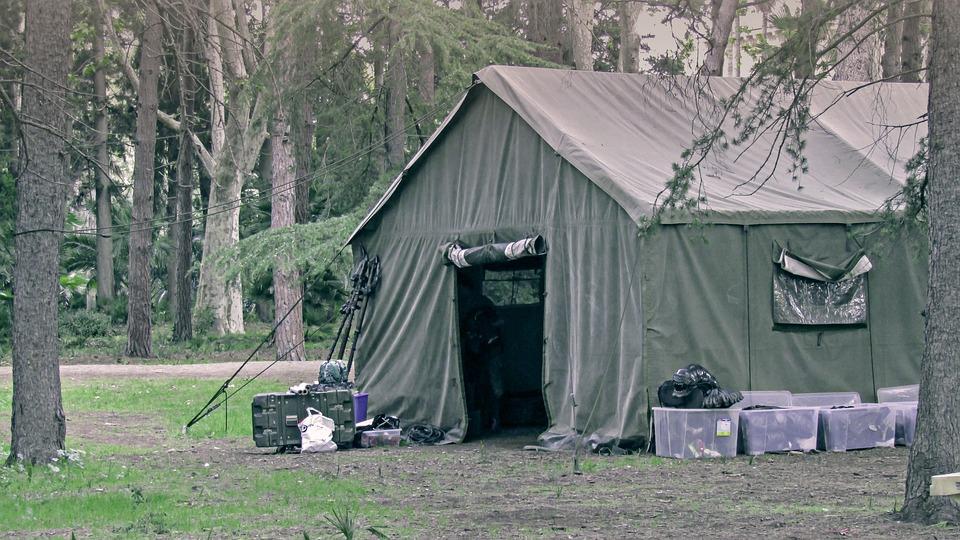 Shop, Campaign, Camping, Adventure, Recreation, Camp