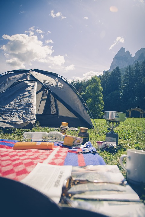 Camping, Camp, Nature, Holiday, Outdoor