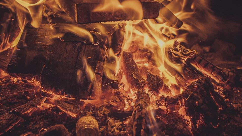Fire, Flame, Burn, Wood, Wood Fire, Hot, Campfire