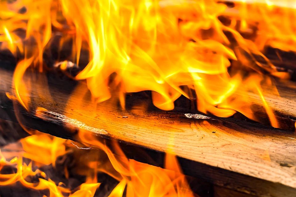Fire, Wood, Flame, Campfire, Adventure, Burn, Fireplace