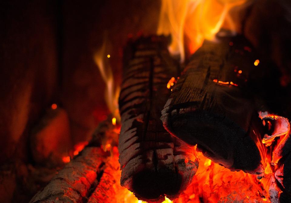 Fire, Lena, Flame, Fireplace, Campfire, Burn, Hot, Heat