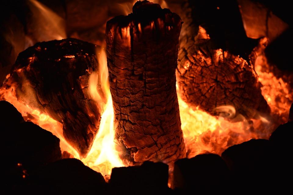Fire, Flame, Hot, Heat, Campfire, Glow, Burn, Bonfire