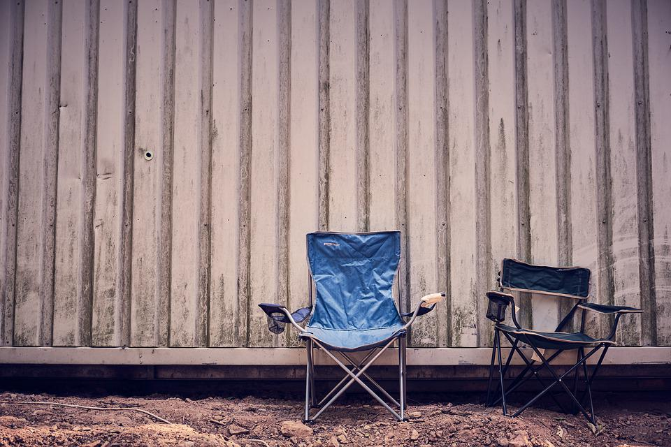 Chair, Break, Camping, Sit, Rest, Seat, Chairs