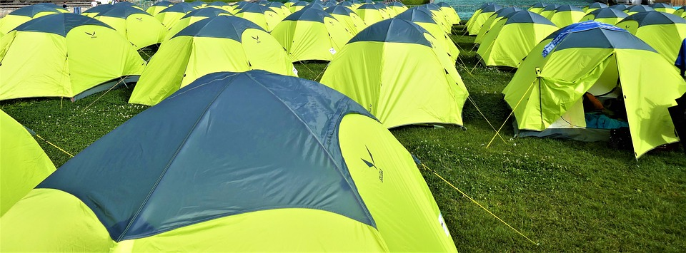Tent, Camping, Camp, Outdoor, Stock, Camping Holidays