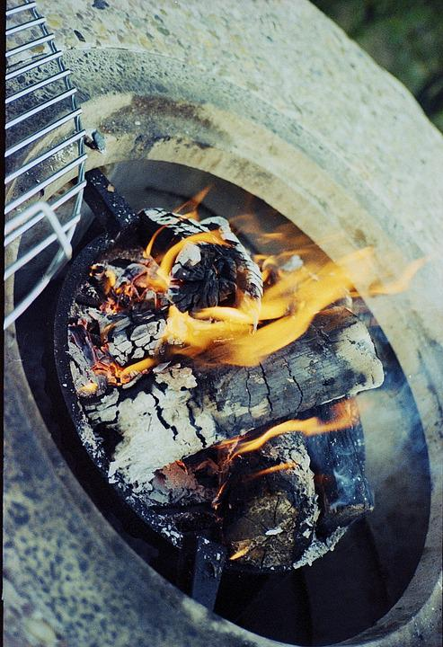 Fire, Outdoor, Cooking, Summer, Nature, Flame, Camping