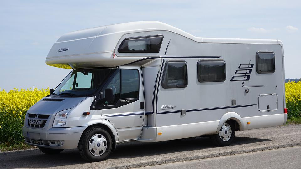 Mobile Home, Hymer, Camper, Holiday, Camping, Nature