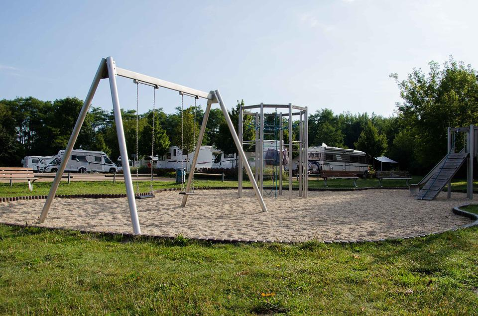 Rv Parking, Campsite, Playground, Mobile Home, Camping