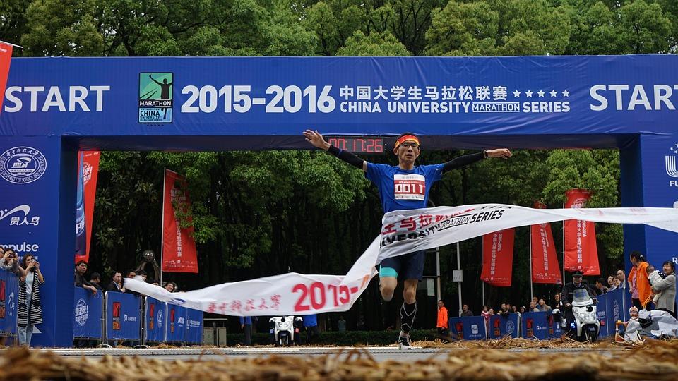 University Student, Marathon, Campus