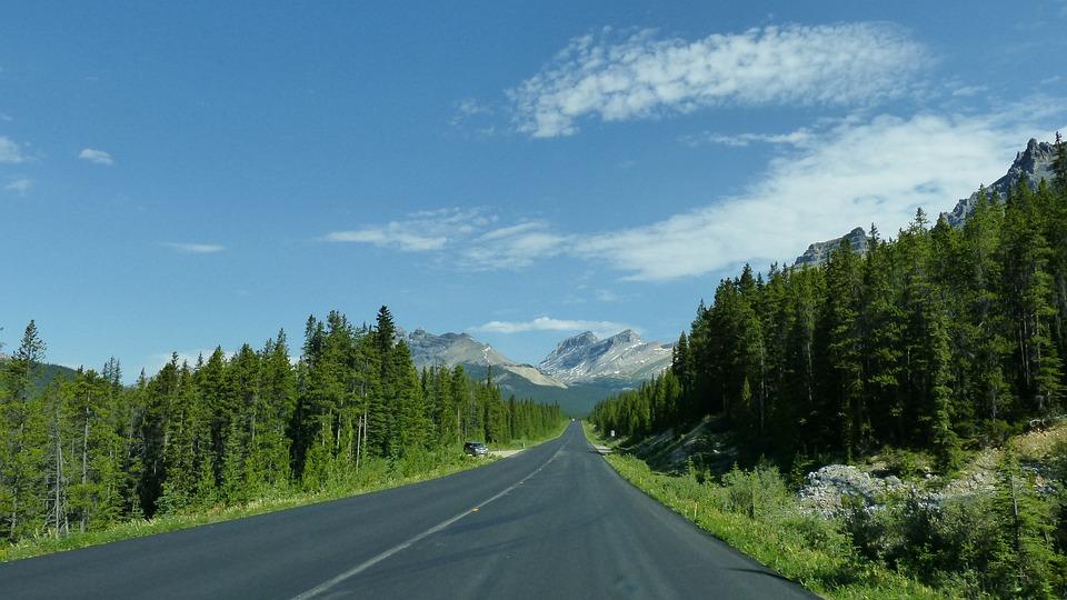 Icefield Parkway, Canada, Banff, Jasper, Nature, Scenic