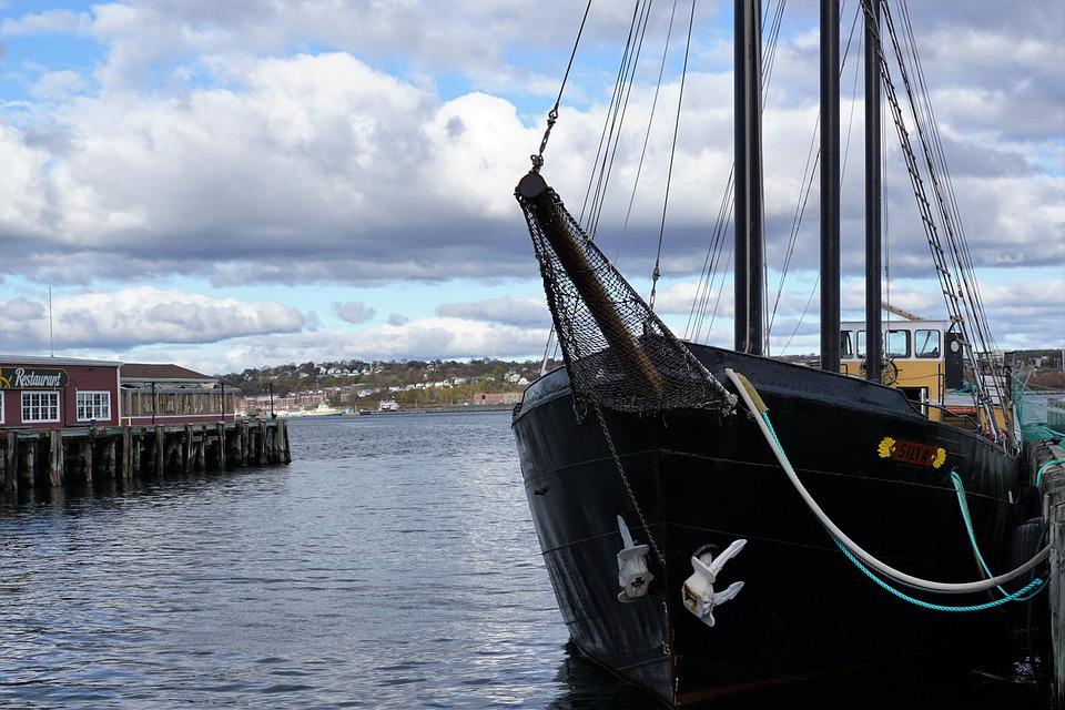 Boot, Halifax, Canada