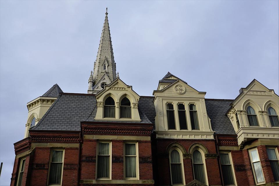 Church, Halifax, Canada, City