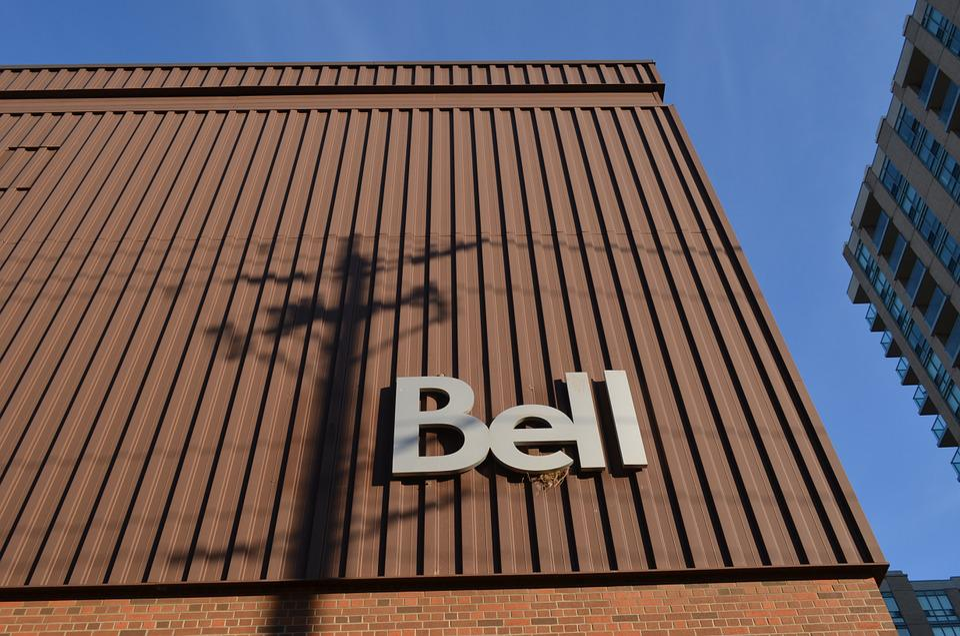 Bell, Central Office, Toronto, Canada, Company, Facade