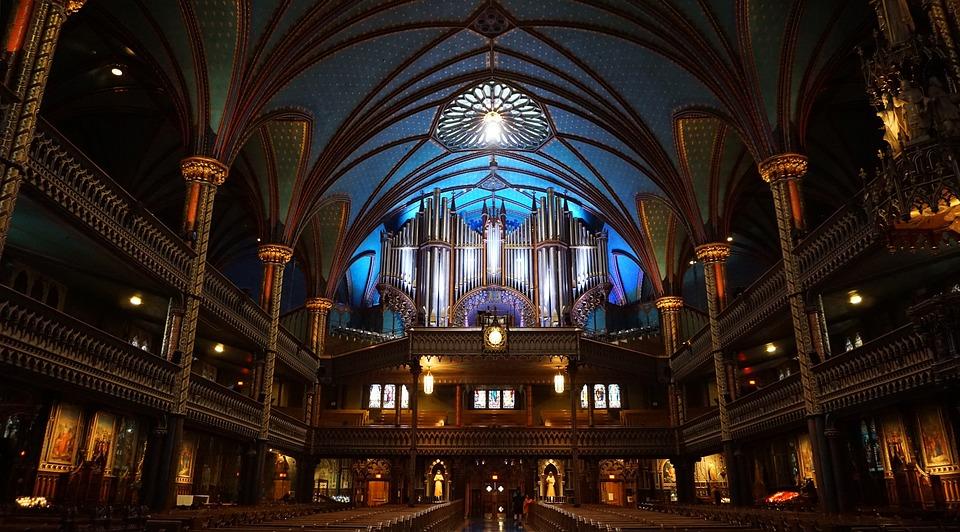 Notre Dame, Quebec, Montreal, Notre, Canada