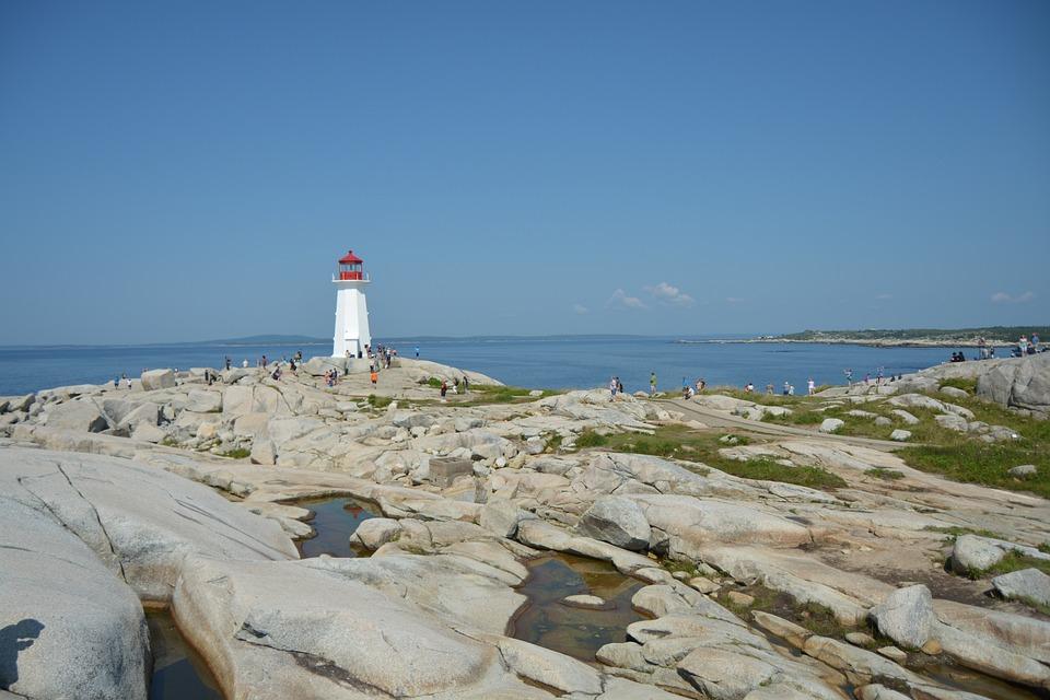 Lighthouse, Nova Scotia, Canada