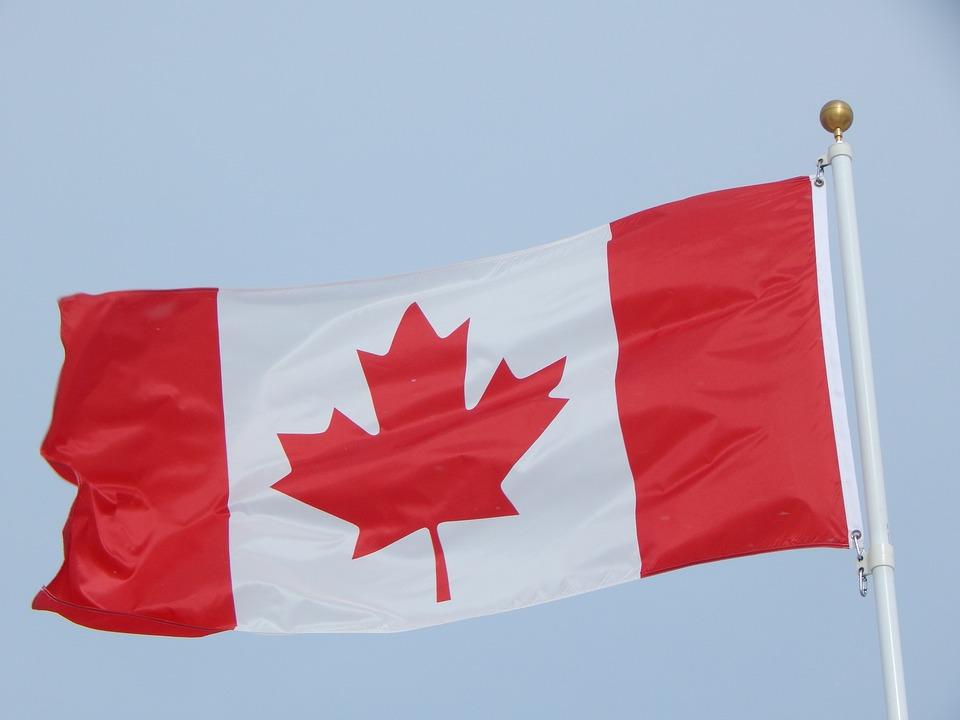 Canadian Flag, Canada, Flag, Maple Leaf, Canadian
