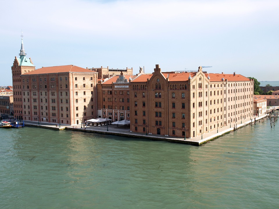 Venice, Canal, Architecture, Water, Historic, Building